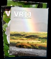 Aanbieding 3 edities van TIJDschrift VRIJ